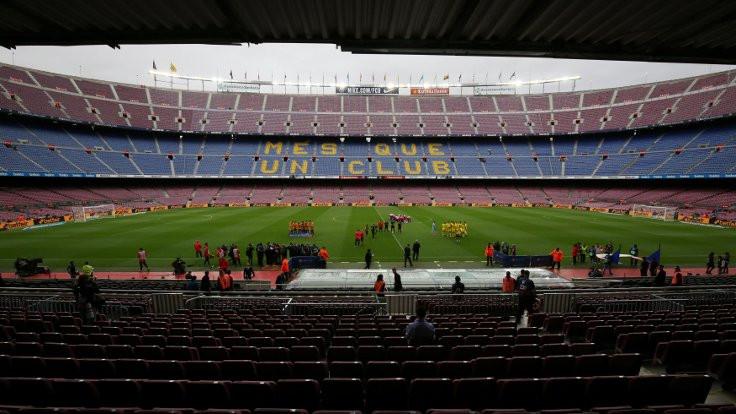 Barcelona'da referandum istifası: Oynamamalıydık