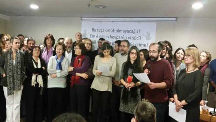 Eyüboğlu: Akademisyenlere ayrı ayrı dava açılacak