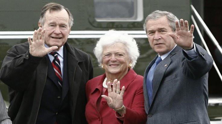 Baba Bush'a cinsel taciz suçlaması