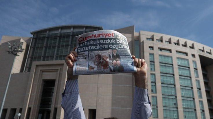 Murat Sabuncu: Bundan sonra da cesaretle gazetecilik yapacağım