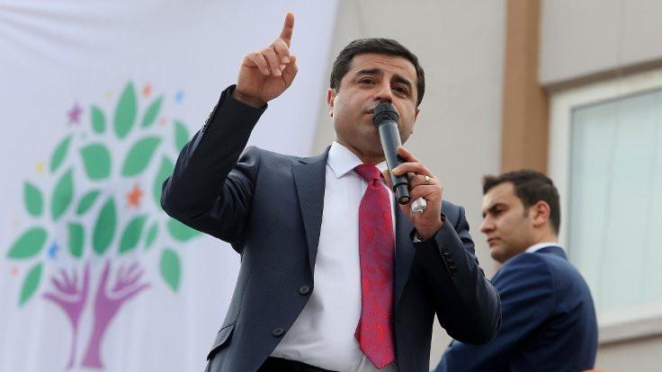 'HDP'ye şahin kesilenleri unutmayacağız'