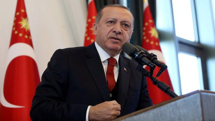 Erdoğan: Artık zehir evin içinde
