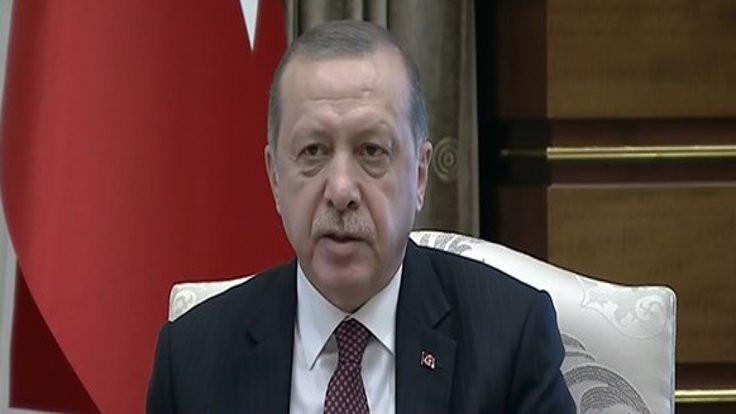 Erdoğan'dan Afrin açıklamaları: Bazı ÖSO gruplarında ganimet gibi bir anlayış var
