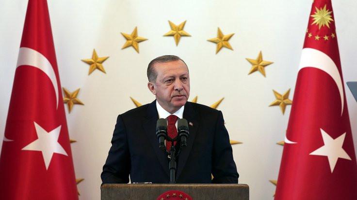 Erdoğan'dan AB yorumu: Almayacaksanız söyleyin, bilelim