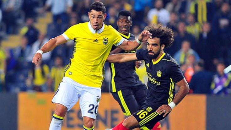 Fenerbahçe evinde 3 puanı aldı