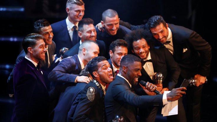 FIFA yılın en iyilerini açıkladı