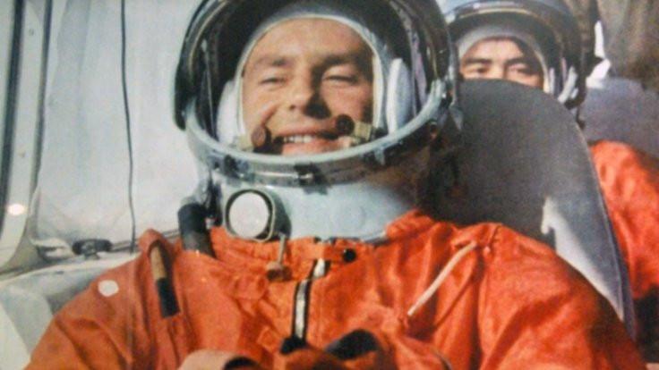 Uzayda uyuyan ilk insan!