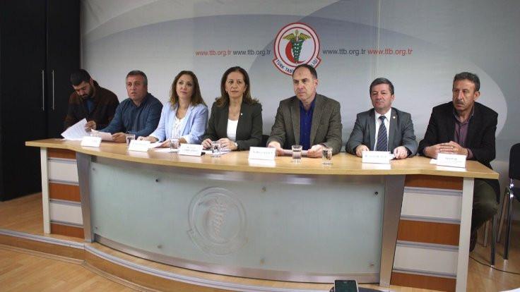 Sağlık örgütlerinden tepki: OHAL sağlık hizmetlerini aksatıyor
