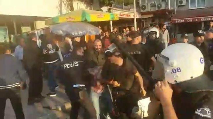Hopa'da 10 kişi gözaltına alındı
