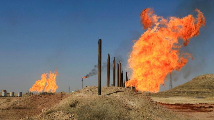 'Kerkük'ten Ceyhan'a gelen petrol düştü'
