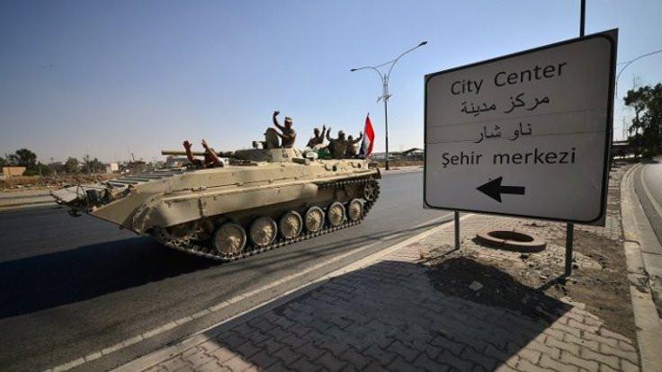 'Kürtlerin Batılı müttefikleri Kerkük'te alkış tuttu'