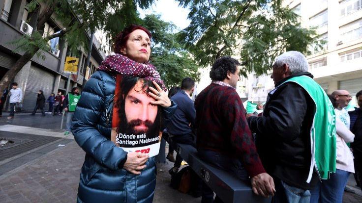 'Kayıp aktivist Maldonado'nun cesedi bulundu' iddiası