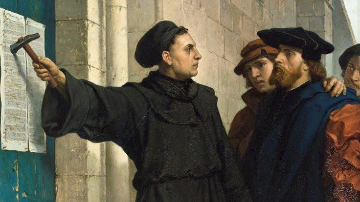 Martin Luther: Hümanist olmayan reformist