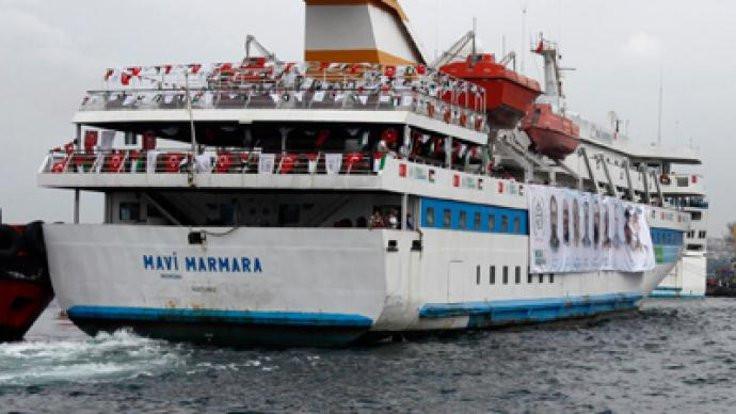 İddia: Mavi Marmara'da beş gizli madde var