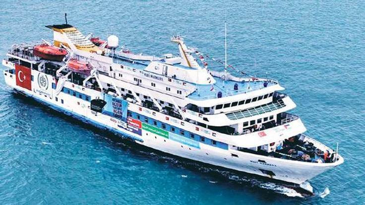 Mavi Marmara'da 'ruhsuz ifade' uyarısı