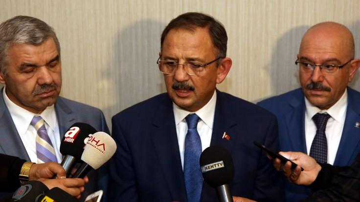 Özhaseki: Topbaş 'Bismillah' dedi, istifasını yazdı