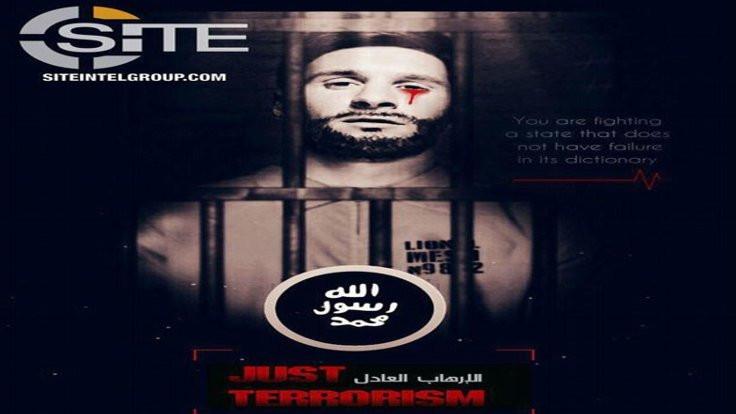 IŞİD Dünya Kupası'nı tehdit etti