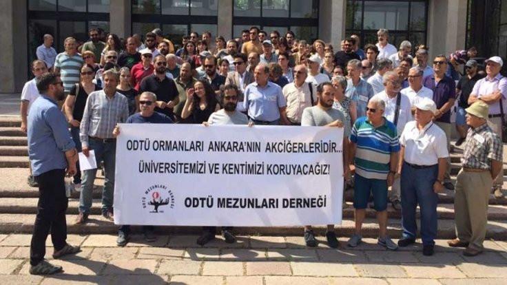 ODTÜ mezununa ODTÜ'den uyarı!