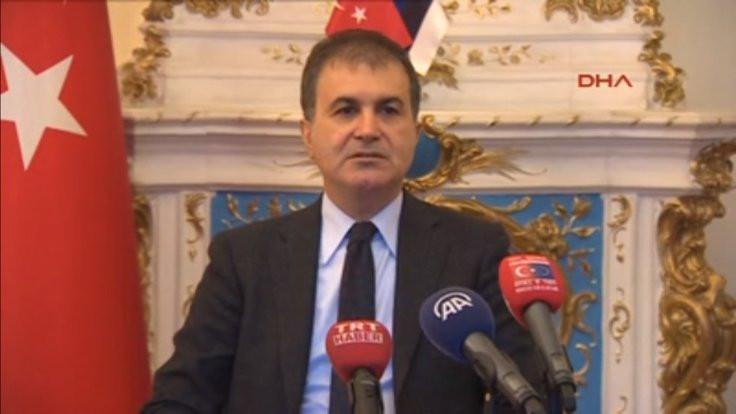 AB Bakanı Çelik: Türkiye, Avrupa'nın demokrasisini ve siyasi kültürünü korudu
