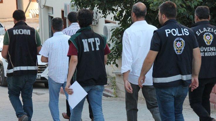İstanbul Büyükşehir'e operasyon: 112 gözaltı