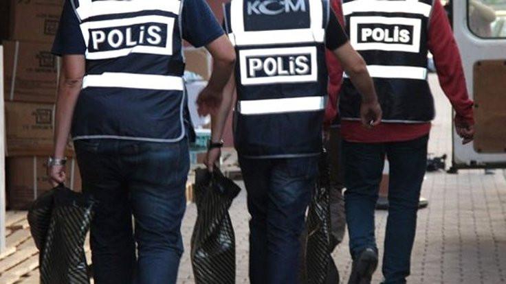 15 ilde 60 kişiye gözaltı kararı