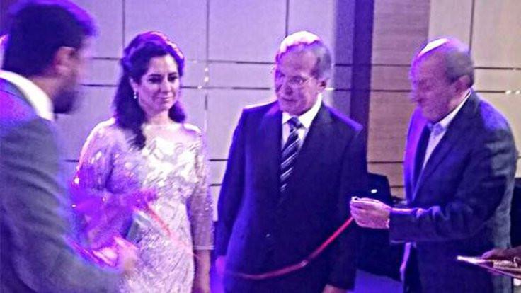 Eski bakan Mehmet Ali Şahin evleniyor