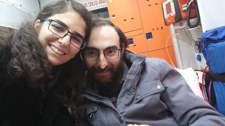 Semih Özakça'dan, 150 gün sonra ilk fotoğraf