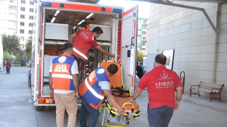 Siirt'te 25 öğrenci zehirlendi