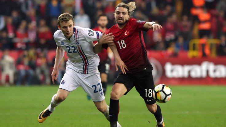Türkiye, Dünya Kupası'na katılma şansını kaybetti