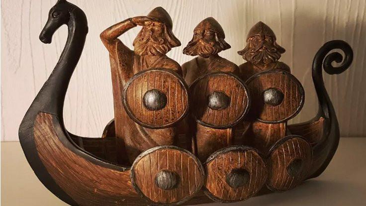 Vikingleri 'saf ırk' sanan beyaz ırkçılar yanılıyor