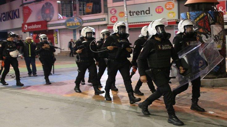 Bakırköy'de yıkım gerilimi