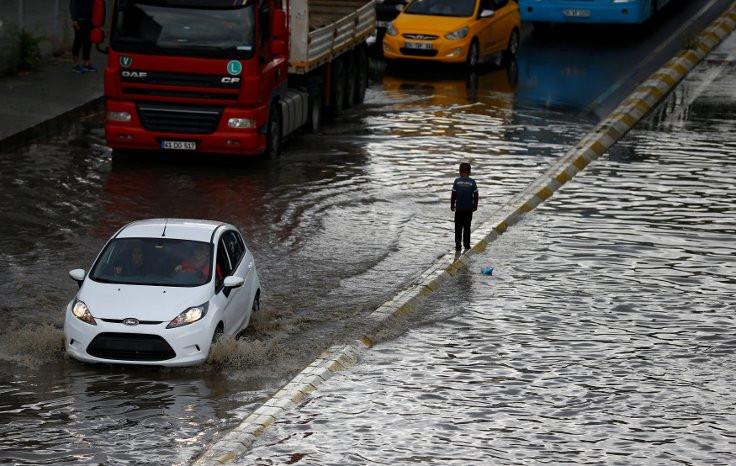 İBB'den yağış uyarısı
