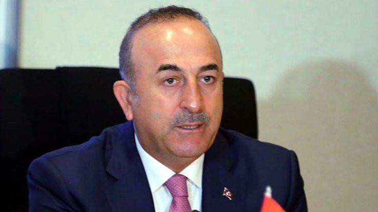 Çavuşoğlu: Suriye rejimine bilgi verdik