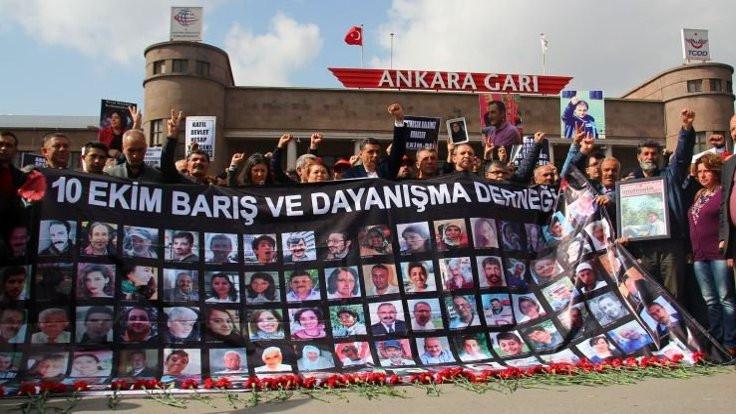 10 Ekim Anıtı'na saldırıya suç duyurusu