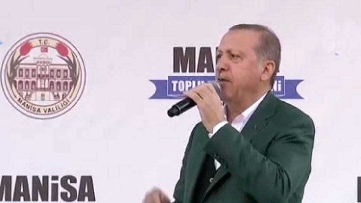 Erdoğan: Diktatör kalkıp seni arar mı?
