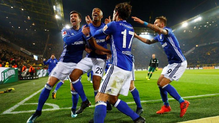 Schalke 04'ten '4-4'lük geri dönüş