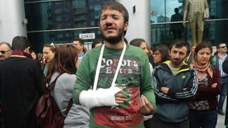 Gezi eylemcisi genci döven polise Bylock davası