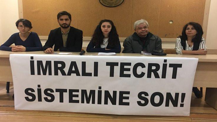 250 avukattan Öcalanla görüşme talebi
