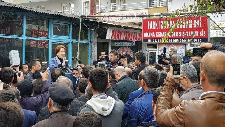 İYİ Parti'yi şaşırtan Diyarbakır anketi