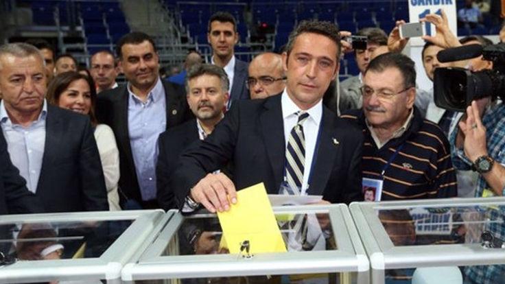 Ali Koç, dernek başkanlığından resmen istifa etti