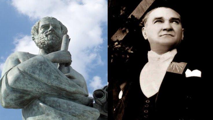 Aristotélēs'ten Atatürk'e… II