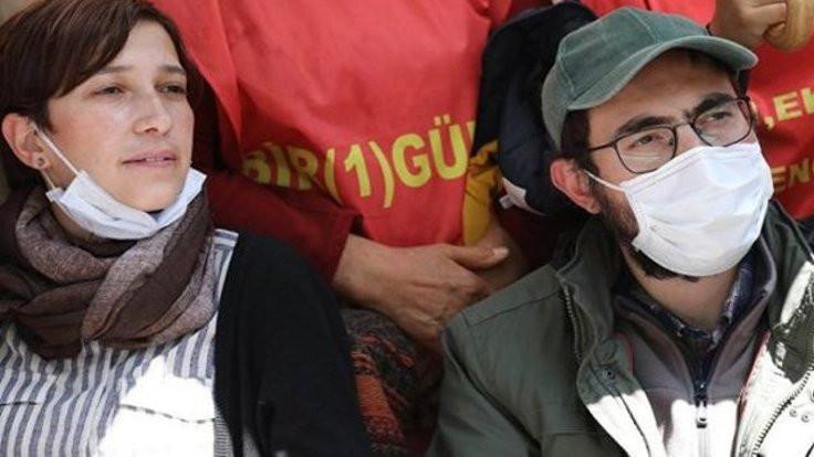 Nuriye Gülmen'in tahliye talebi reddedildi