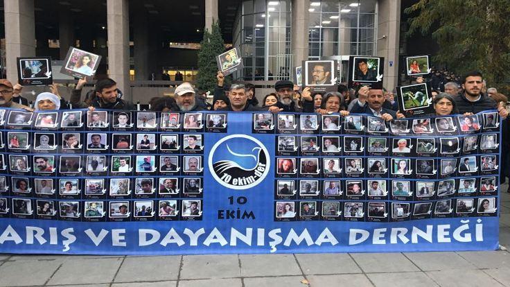 Katliam sanıklarının tutukluluk hali devam edecek