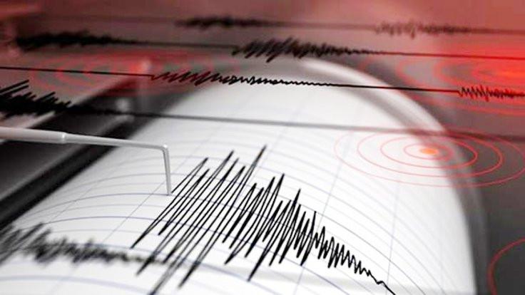 Ege'de 4.8 büyüklüğünde deprem