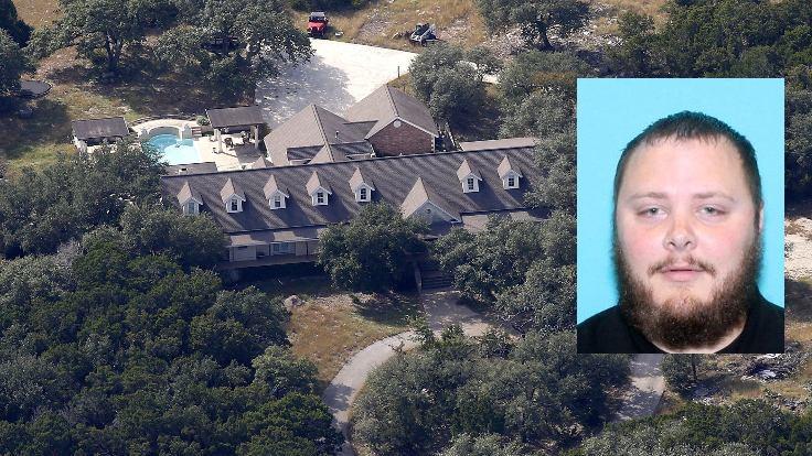 Teksas saldırganı 'akıl hastanesinden kaçtı'