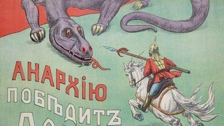Ekim Devrimi'nin 10 posteri