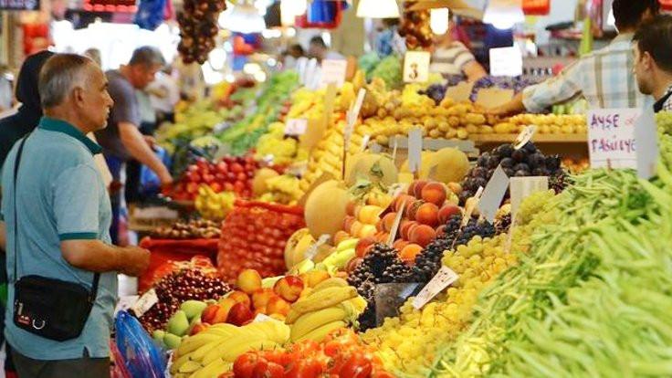 Yıllık enflasyon yüzde 11.90'a ulaştı