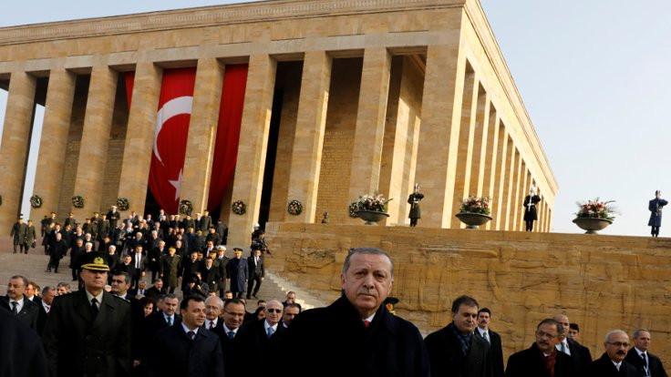 AKP'nin Atatürk'ü