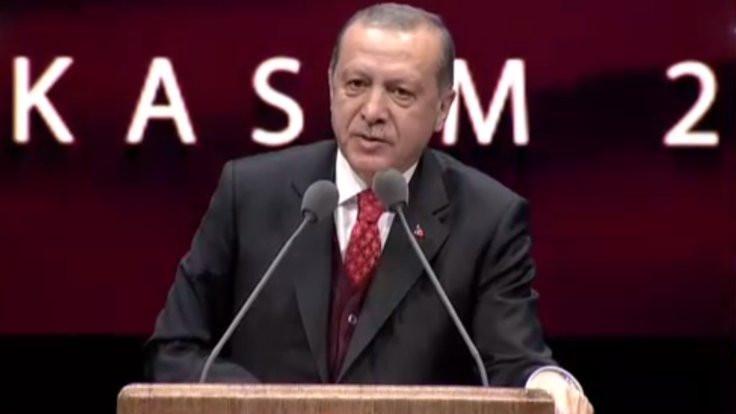 Erdoğan: İdlib'de Afrin'de yapılan Misakı Milli'dir