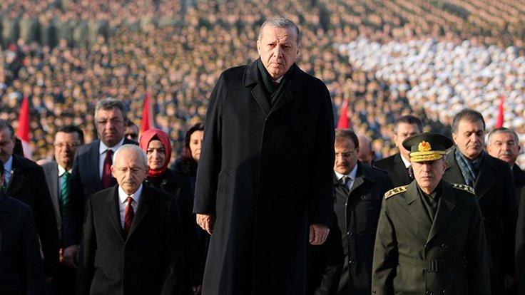Atatürk, Kürtler, Erdoğan